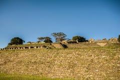 Toninà ¡, archeological miejsce rujnował miasto majowie cywilizacja zdjęcie royalty free