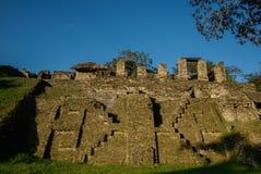 Toninà ¡, archeological miejsce rujnował miasto majowie cywilizacja zdjęcia royalty free