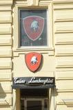 Tonino Lamborghini Cafe Heat images stock