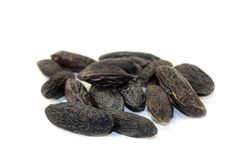 Tonka beans Royalty Free Stock Photos