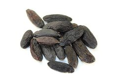 Tonka beans Stock Images