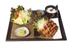 Tonkatsu Royalty Free Stock Image
