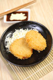 Tonkatsu - japan food Stock Photo