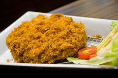 Tonkatsu Royalty Free Stock Photography