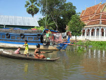 Tonlé Sap Lake Stock Photography