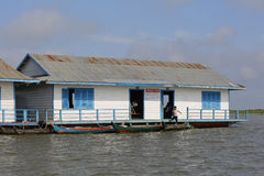 Tonlé Sap Lake Stock Image