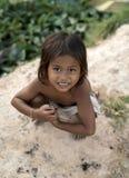 Tonle Sap湖 图库摄影