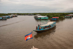 Tonle Sap Lake Stock Photography