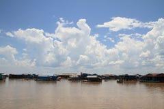 Tonle Sap lake Stock Photography