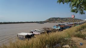 Tonle Sap lake, Cambodia Stock Image