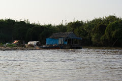 Tonle Sap Scenery Stock Photography