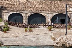 Tonnara di Scopello, Sicily, Italy Royalty Free Stock Photo