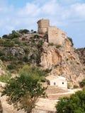 Tonnara di Scopello, Sicily, Italy Royalty Free Stock Photography