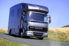 7.5 tonne Helios horsebox Royalty Free Stock Photography