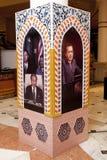 Tonne Mahathir le musical Image libre de droits