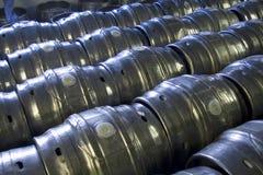 Tonneaux de bière image libre de droits