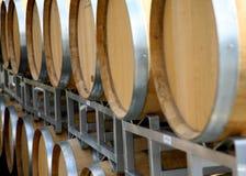 Tonneaux de vin Image libre de droits