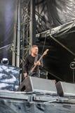 Tonnellate di roccia 2014, Volbeat Immagine Stock Libera da Diritti