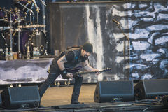 Tonnen von Felsen 2014, Volbeat Stockbilder