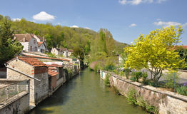 Tonnerre France Royalty Free Stock Images
