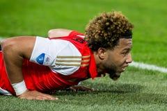 Tonny Vilhena von Feyenoord Rotterdam Stockfotografie