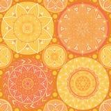 Tono amarillo Textura Foto de archivo libre de regalías