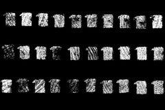 Tono di legno del fondo in bianco e nero Fotografia Stock Libera da Diritti