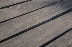 Tono legnoso di marrone del fondo Immagini Stock