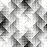 Tono medio abstracto del blanco del negro del fondo ilustración del vector