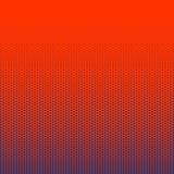 Tono medio colorido abstracto, fondo minimalistic de puntos Contexto cómico del estilo, estallido de semitono de la pendiente art Foto de archivo libre de regalías
