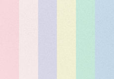 Tono pastello della raccolta di tela con i modelli Struttura del tessuto Fotografie Stock
