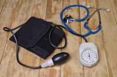 Tonometer Stock Foto