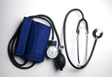 Tonometer médico fotografía de archivo