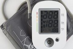 tonometer on white background royalty free stock images