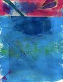Tonos abstractos de la joya Fotografía de archivo