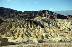 Tonos de Death Valley Imagen de archivo libre de regalías