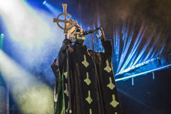 Tons of Rock 2014, Ghost Royalty Free Stock Photos