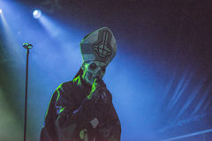 Tons of Rock 2014, Ghost Royalty Free Stock Images