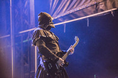 Tons of Rock 2014, Ghost Royalty Free Stock Image