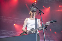 Tons of Rock 2014, Oslo Ess Stock Images
