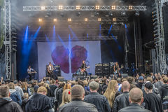 Tons of Rock 2014, Oslo Ess Royalty Free Stock Photo