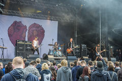Tons of Rock 2014, Oslo Ess Stock Photo