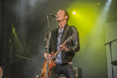 Tons of Rock 2014, Oslo Ess Stock Photography