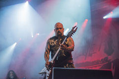 Tons of Rock, Slayer (day 3) Royalty Free Stock Images