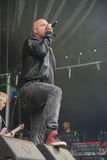 Tons of Rock, Soilwork (day 2) Stock Image