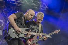 Tons of Rock 2014, Soilwork Stock Photo