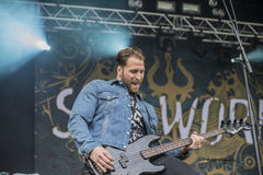 Tons of Rock 2014, Soilwork Stock Images