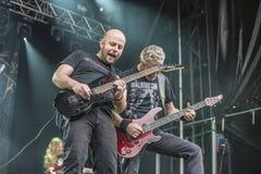 Tons of Rock 2014, Soilwork Stock Photos