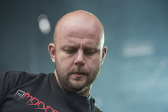 Tons of Rock 2014, Soilwork Stock Image