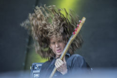 Tons of Rock, Uncle Acid & the Deadbeats (day 1) Royalty Free Stock Photos